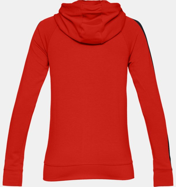 Womens UA Featherweight Fleece Full Zip