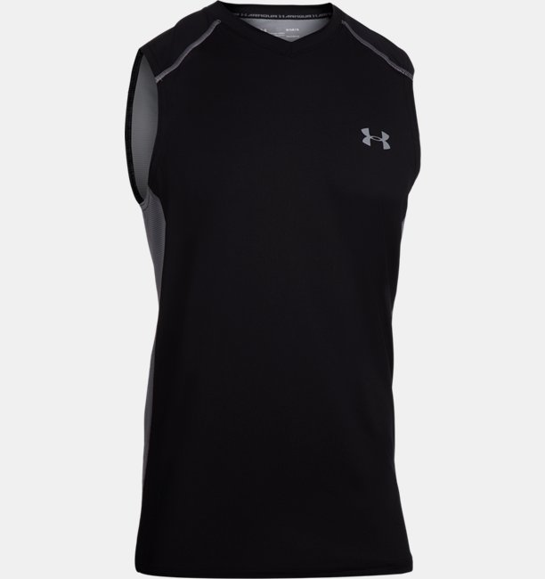 Mens UA Raid Sleeveless Shirt