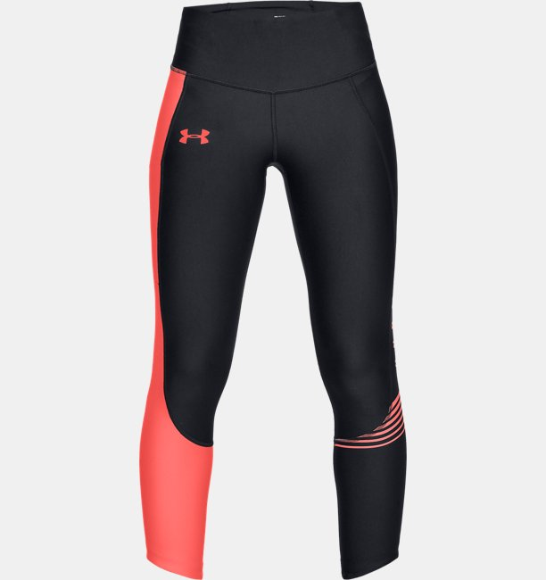 Womens UA Armour Fly Fast Graphic Crop