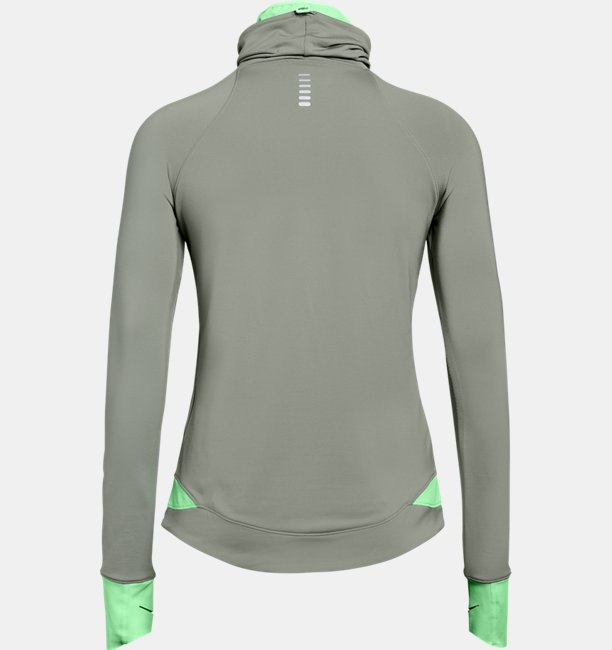 Womens ColdGear® Reactor Run Funnel Neck