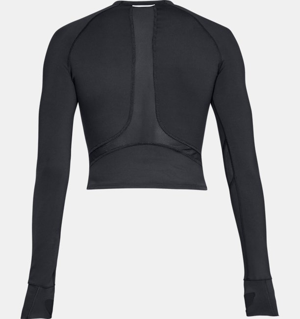 Womens UA Perpetual Long Sleeve Mock