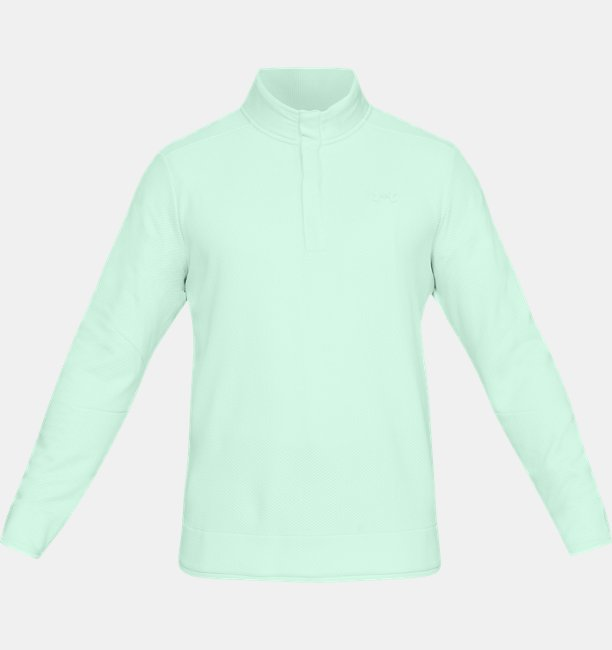 Herenmock UA Storm SweaterFleece Snap