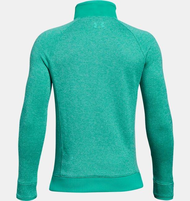 Boys UA Storm SweaterFleece ½ Snap