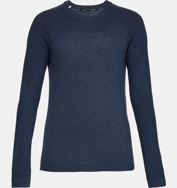 【アウトレット】UAバニッシュクルーセーター(WOMEN)