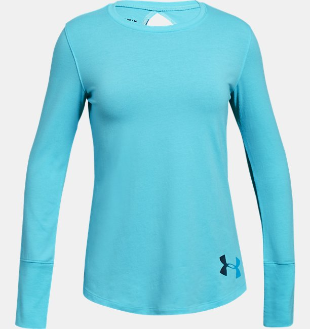 Girls UA Finale Long Sleeve
