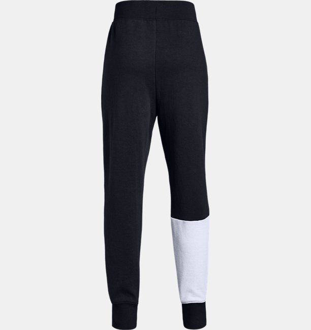 Girls UA Double Knit Joggers