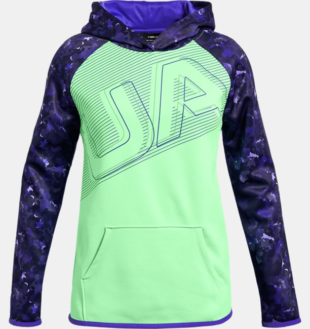 Girls Armour Fleece® Big Logo Hoodie