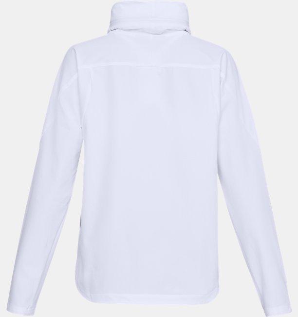 Womens UA Unstoppable Woven  Jacket