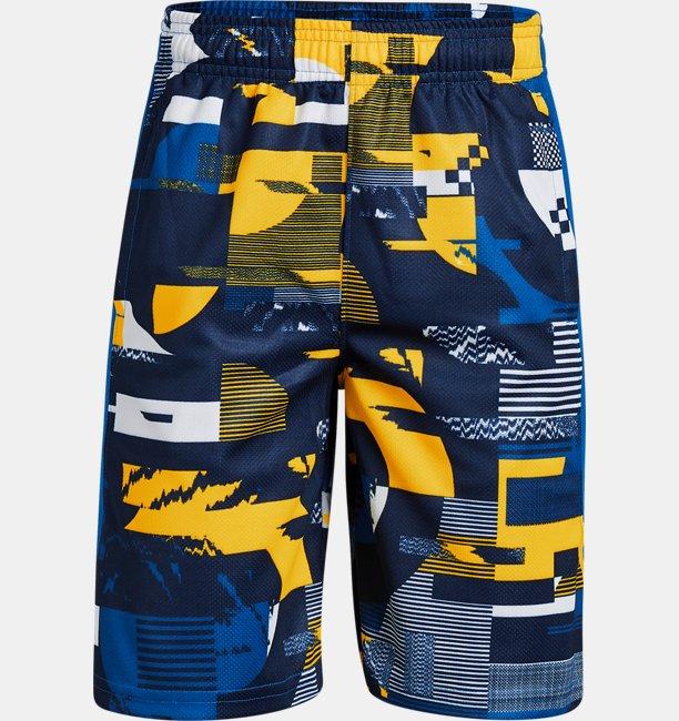 Boys UA Baseline Shorts