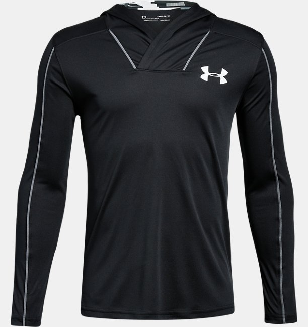Boys UA Baseline Shooting Shirt