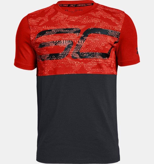 708b23dd8967 Boys  SC30 Long Line T-Shirt