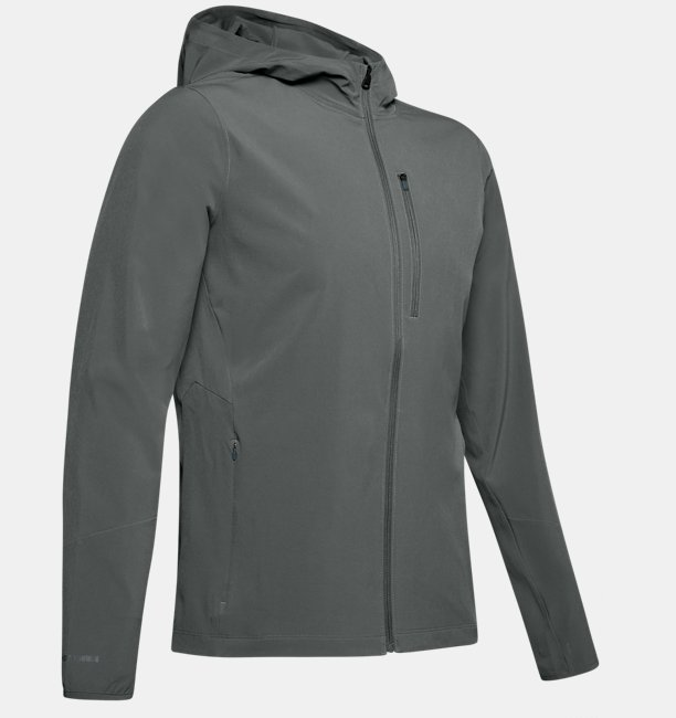 Mens UA Outrun The Storm Jacket