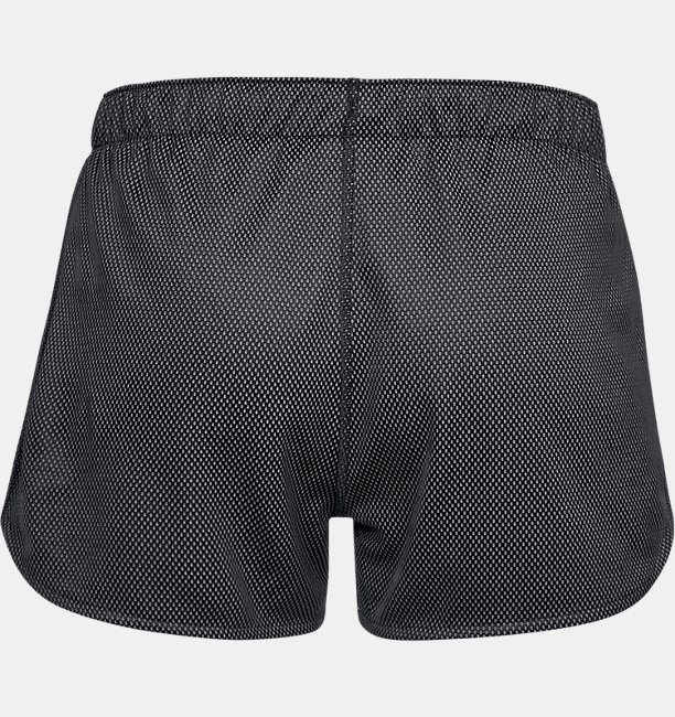 Womens UA Play Up 2.0 Reversible Shorts