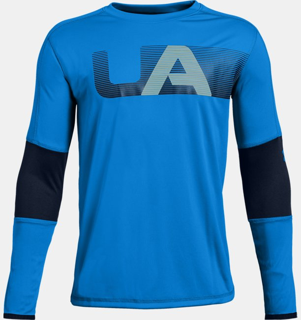 Boys' UA Tech™ Long Sleeve