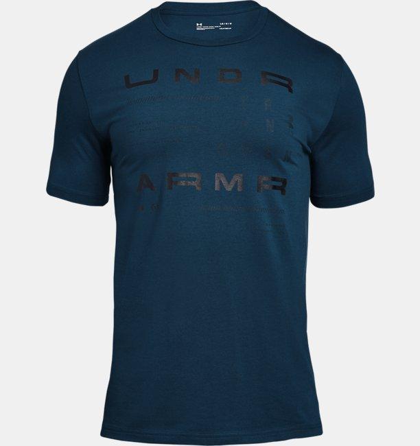 Mens UA TRN DVSN Short Sleeve Shirt