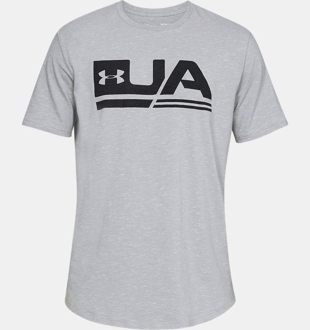 Erkek UA Sportstyle Kısa Kollu