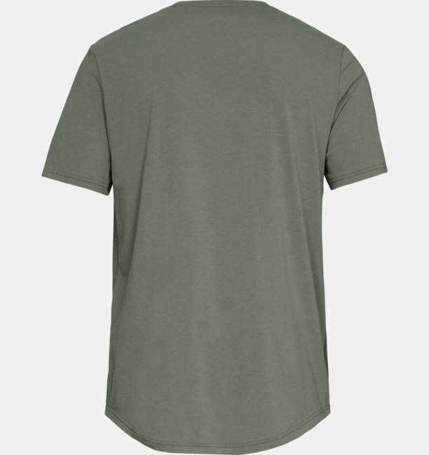 Mens UA Sportstyle Gradual Short Sleeve Shirt