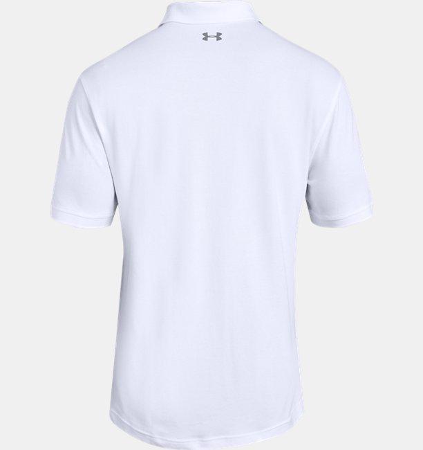 Erkek Charged Cotton® Pique Polo Tişört