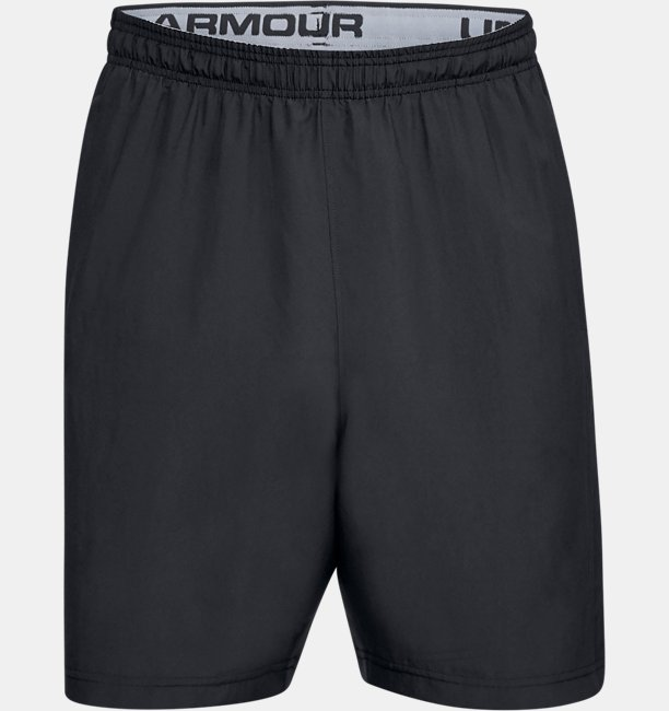 Herren Shorts UA Woven Graphic Wordmark