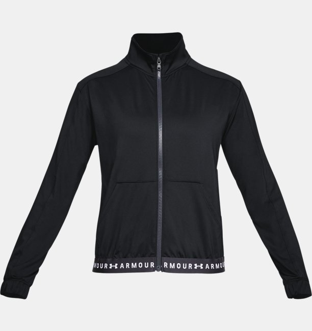 Womens HeatGear® Armour Full Zip