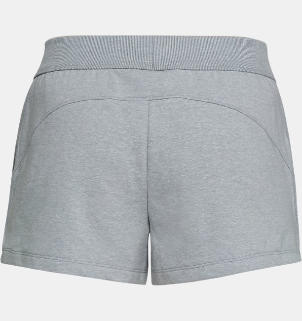 Womens UA 24/7 Microthread Terry Shorts