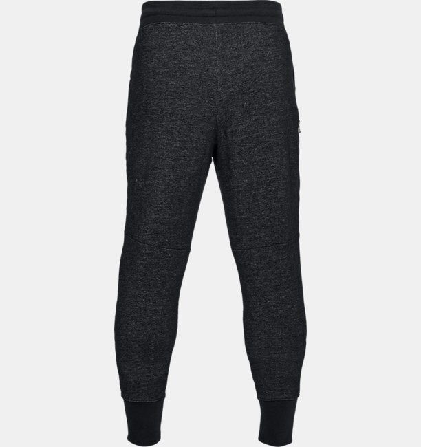 Mens UA Speckle Terry Joggers