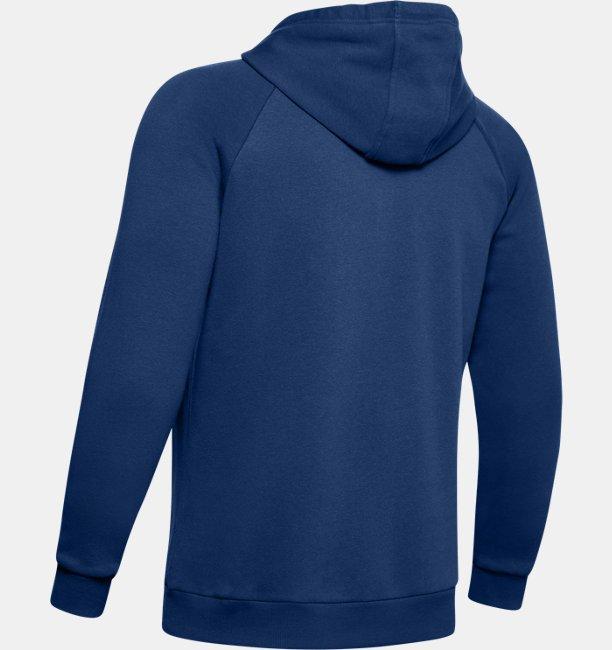 Sweat à capuche UA Rival Fleece pour homme
