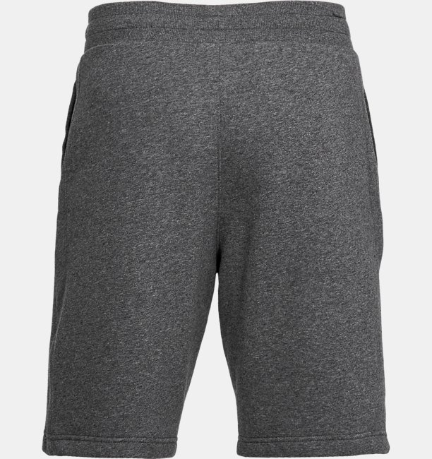 Mens UA Rival Fleece Shorts