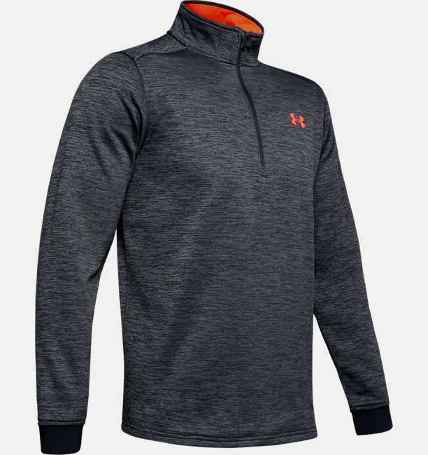 Mens Armour Fleece® ½ Zip