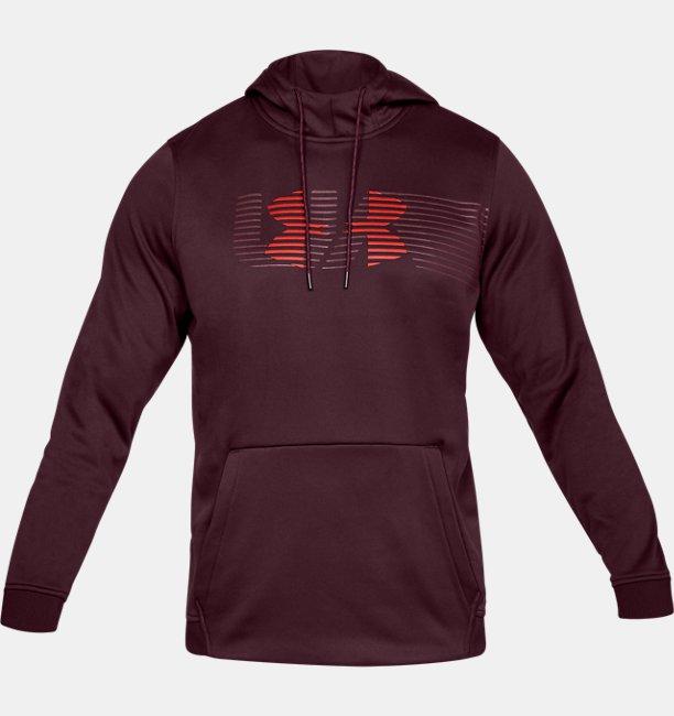 Mens Armour Fleece® Spectrum Hoodie
