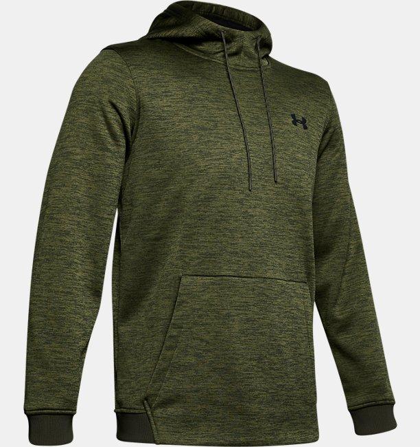 Mens Armour Fleece® Twist Hoodie