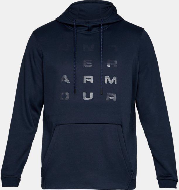 Mens Armour Fleece® Tempo Hoodie