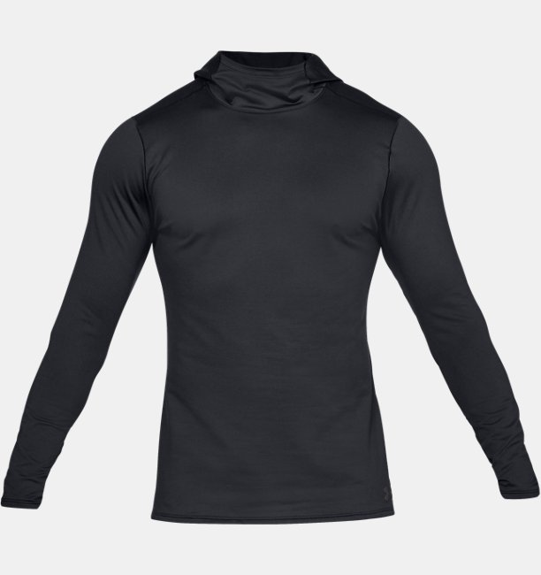 Mens ColdGear® Fitted Hoodie