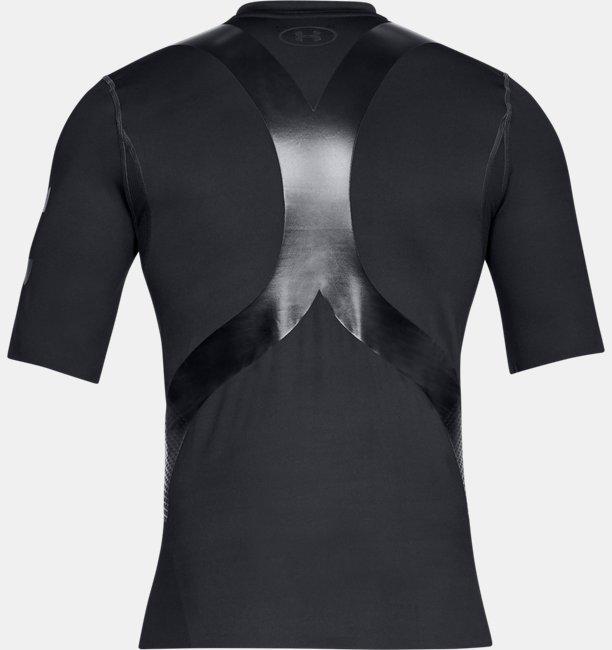 Mens UA Perpetual Powerprint ½ Sleeve