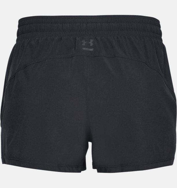 Shorts UA Perpetual Woven Feminino