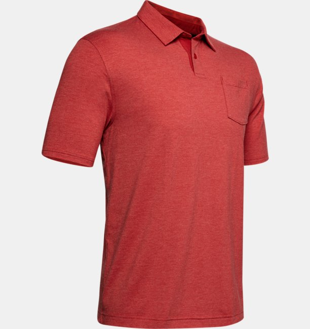 Camisa Polo Masculina Under Armour New CC Scramble Polo