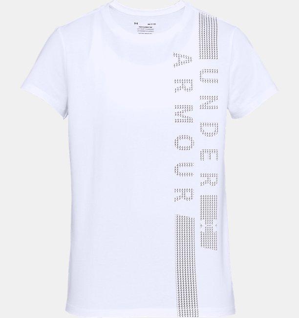 Womens UA Vertical T-Shirt