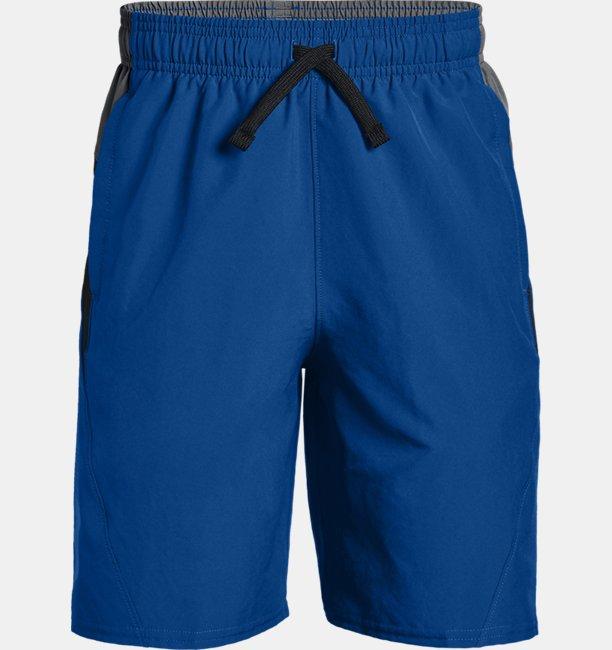 Boys UA Evolve Woven Shorts