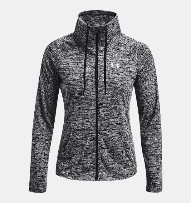 Womens UA Tech™ Twist Full Zip