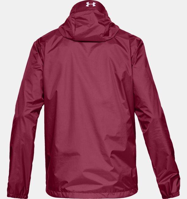 남성 UA 포프런트 레인 재킷