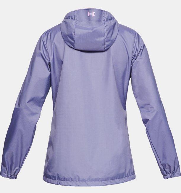 Womens UA Forefront Rain Jacket