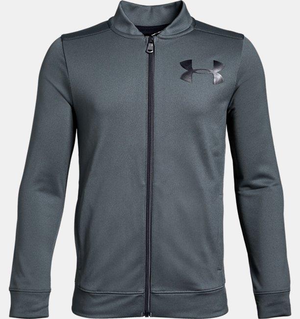UAペナントジャケット2.0(トレーニング/ジャケット/BOYS)