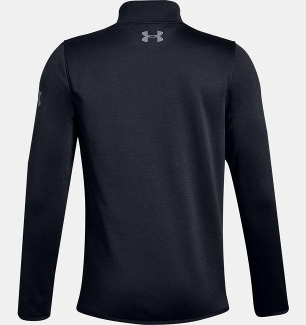 Jungen Armour Fleece® Elevate Sweatshirt mit ¼-Zip