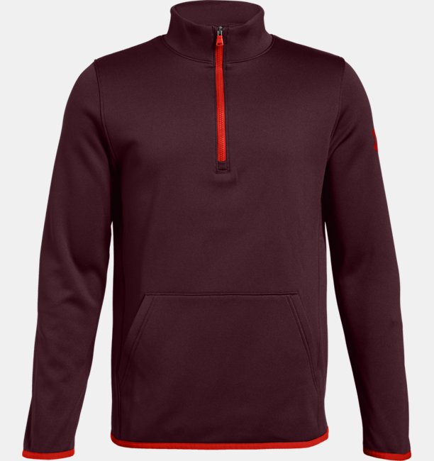 Boys' Armour Fleece® Elevate ¼ Zip