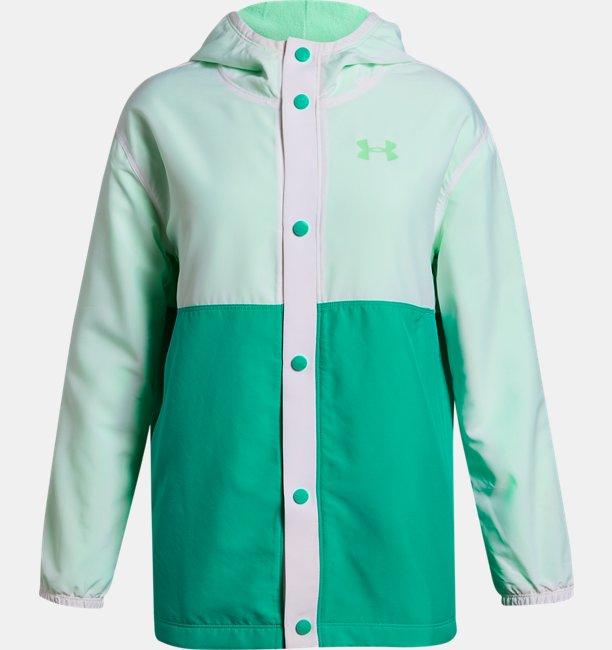 Girls UA Coaches Jacket