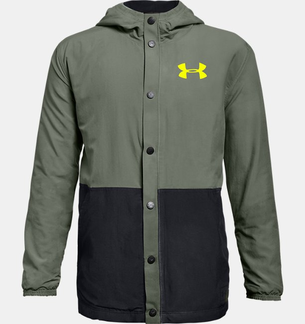 bddfcbf50 Boys' UA Phenom Coaches Jacket | Under Armour AU