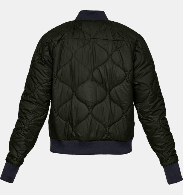 Womens ColdGear® Reactor Bomber Jacket