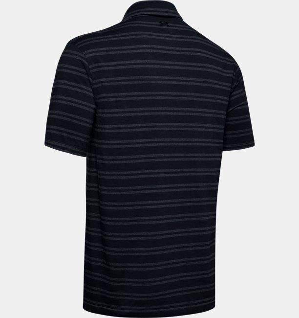 Polo Charged Cotton® Scramble Stripe da uomo