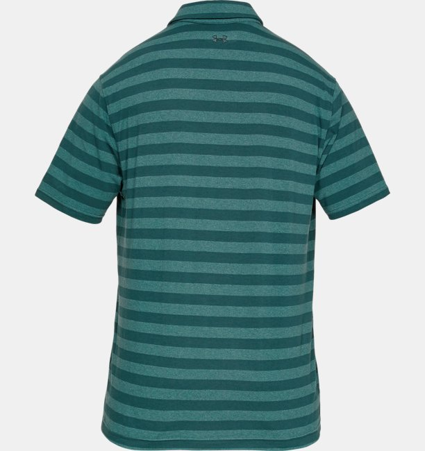 Polera polo Charged Cotton® Scramble Stripe para Hombre