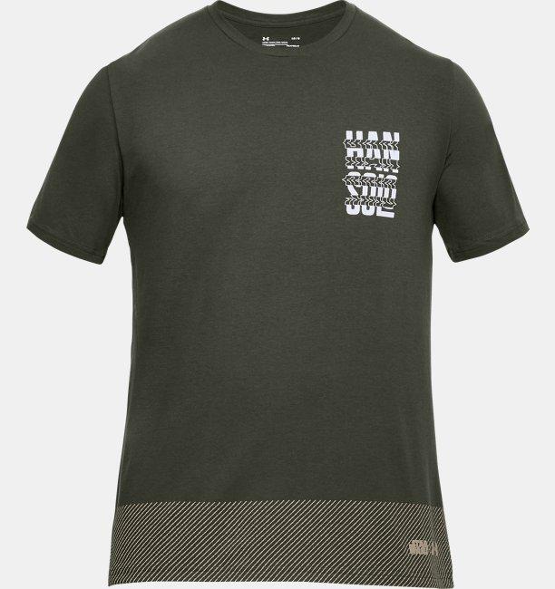 Camiseta UA Han Solo Blaster Masculina
